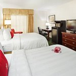 Crowne Plaza of Hickory Double Executive Room