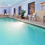 Swimming Pool at the Holiday Inn Express & Suites Westfield