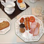 Le fameux irish breakfast