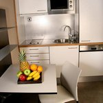 Allada Apartments Kitchen Executive