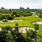Golf Course Riviera Maya