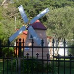 The Outback Lodge Windmill