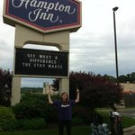 صورة فوتوغرافية لـ ‪Hampton Inn Syracuse North (Airport Area)‬