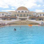 Main Pool and Hotel
