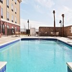 El Paso Hotel Swimming Pool (heated outdoor pool)