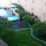 Arial View - Adult & kids Swimming Pool