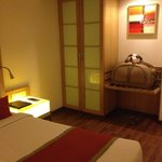 Room at pride hotel chennai