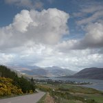 Ullapool from the Lochinver road