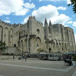 Pope's Palace (Palais des Papes)