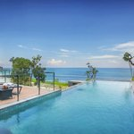 Three Bedroom Ocean Front Pool Villa