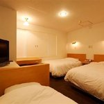 Smile Hotel Hakodate Triple Room