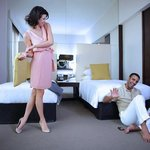 Twin Premium Room Centro Al Manhal