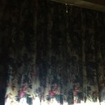ill-fitting blackout curtains