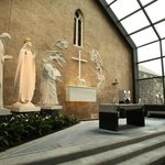 The Apparition Chapel - Knock Shrine