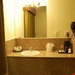 Bathroom with Mirror