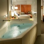 From Bathroom Deluxe Spa Suite