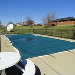 Red Carpet Inn Berea KY Swimming pool