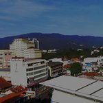 View from room on Penang Hill