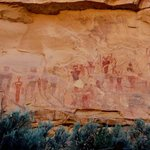 Sego Canyon ancient native art