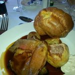 the amazing sunday roast