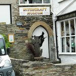 Boscastle's Museum of Witchcraft