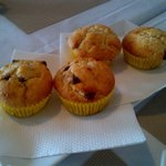 Banana Choc Muffin