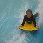 surf training machine