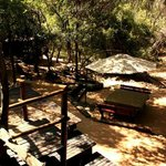 Foto de Off Beat Safaris & Bush Lodge