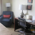 Soft Seating/Working Desk in all rooms