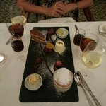 Assiette of the Lake dessert. A must :p