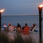 Waterfront Fire-Pit