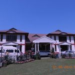 Heevan resorts - Front view