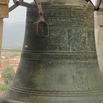 Bell in Belltower at Leaning Tower of Pisa