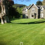 Croquet in Borrowdale