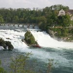 Powerful Rheinfall