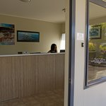 Motel Office and Reception