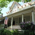 The Bacchus Inn Bed & Breakfast, Cape May, NJ
