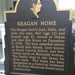 Ronald Reagan Boyhood Home