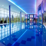 25m Ozone Pool at Stobo Castle