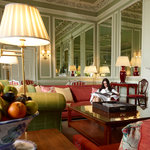 Drawing Room at Stobo Castle