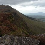 walking, comeraghs, nire valley