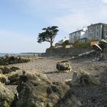 The Northbank Hotel - with perfect views over the Solent