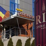 Exterior RIN Central Hotel Bucharest Romania