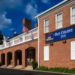 Best Western Old Colony Inn Exterior