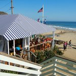 The Beachcomber Restaurant at Crystal Cove