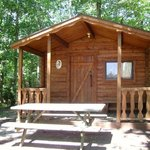1 AND 2 ROOM CABIN RENTALS