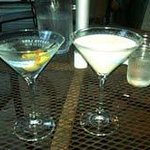 Great Martinis and Praline Mudslides