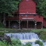 Hodgson Mill before flash flood