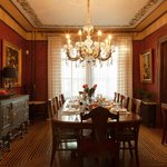 The Homestead's stunning dining room!