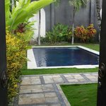 2 bed 2 bath Deluxe Pool Villa